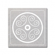 Celtic Spiral Coasters (set of 4)