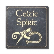 Celtic Spirit House Sign