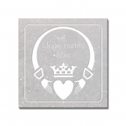 Claddagh Ring Coasters (Set of 6)