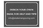 A Design Your Own Sign