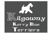 Kerry Blue Kilgawny Sign