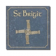 St Brigits Cross Sign