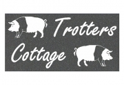 Trotters House Sign