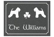 Williams Wheatens House Sign